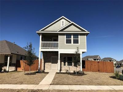 Leander Single Family Home For Sale: 501 Canadian Springs
