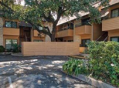 Austin Condo/Townhouse For Sale: 2714 Nueces St #108