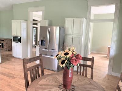 Cedar Creek Single Family Home Pending - Taking Backups: 133 Kimberly Cv