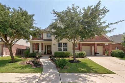 Manor Single Family Home For Sale: 11405 Terrace Meadow Way