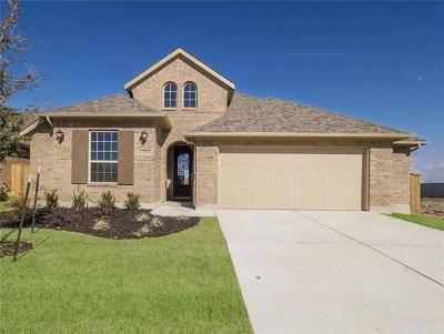 Liberty Hill Single Family Home For Sale: 2005 Discovery Well Drive