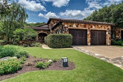 Bee Cave Single Family Home Pending - Taking Backups: 4501 Spanish Oaks Club Blvd #6