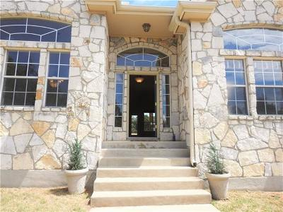 Dripping Springs Single Family Home For Sale: 500 Winchester Dr