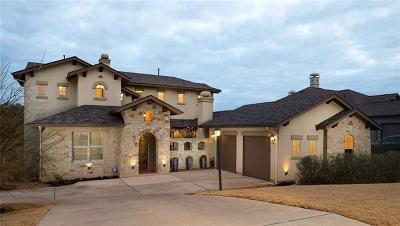 Lakeway Single Family Home Pending - Taking Backups: 804 Crestone Stream Dr