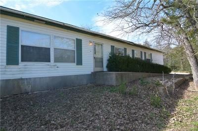 Cedar Creek Mobile/Manufactured For Sale: 161 Green Mountain Dr
