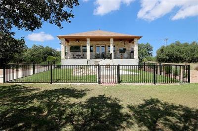 Blanco Single Family Home For Sale: 113 S Junius Peak