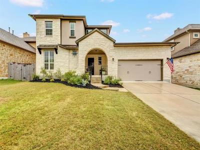 Austin Single Family Home For Sale: 12620 Cricoli Dr