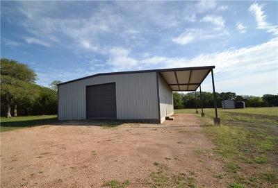 Burnet County Single Family Home For Sale: 7551 W Fm 243