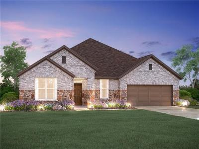 Hutto Single Family Home For Sale: 707 Duroc Dr