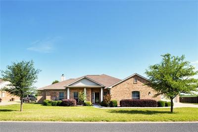 Hutto TX Single Family Home For Sale: $379,999