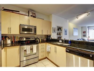 Austin Condo/Townhouse For Sale: 54 Rainey St #703