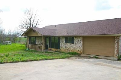 Elgin Single Family Home Pending - Taking Backups: 560 Upper Elgin River Rd
