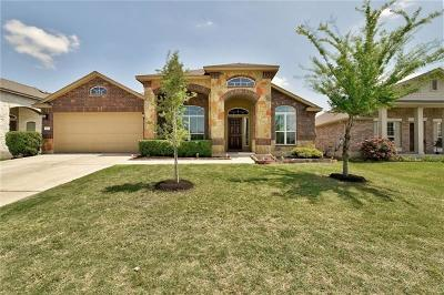 Round Rock Single Family Home For Sale: 200 Tom Kite Dr