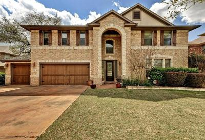 Austin Single Family Home For Sale: 7805 Haggans Ln