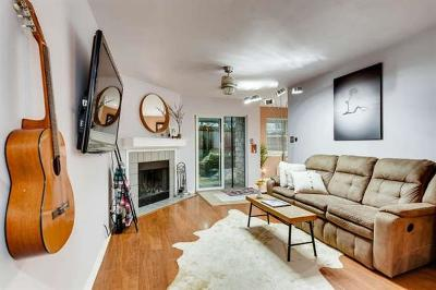 Travis County Condo/Townhouse Pending - Taking Backups: 9226 Jollyville Rd #121