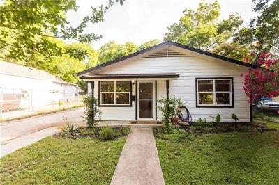 Austin Single Family Home For Sale: 2007 Haskell St