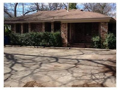 Austin Multi Family Home For Sale: 4500 Avenue D