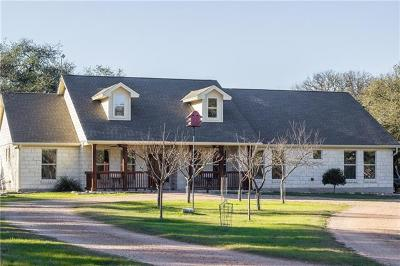 Georgetown Farm For Sale: 1655 County Rd 234