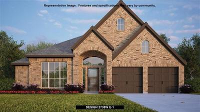 Georgetown Single Family Home Pending: 2041 Limestone Lake Dr