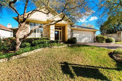 Austin Single Family Home For Sale: 12704 Majestic Oaks Dr