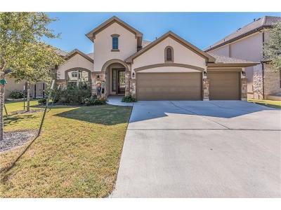 Bee Cave Single Family Home For Sale: 4012 Vinalopo Dr