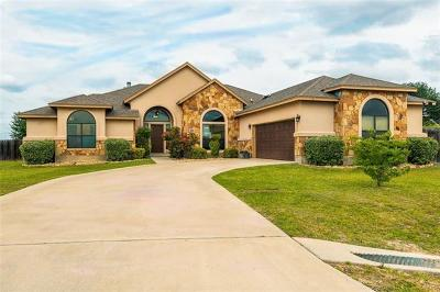 Salado Single Family Home For Sale: 2179 Pirtle Dr