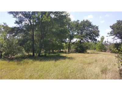 Bastrop Residential Lots & Land Pending - Taking Backups: 170 Green Acres Loop