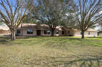 Bastrop County Single Family Home For Sale: 2641 Fm 1704 #A