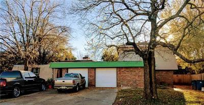Austin Multi Family Home For Sale: 1307 Fairbanks Dr