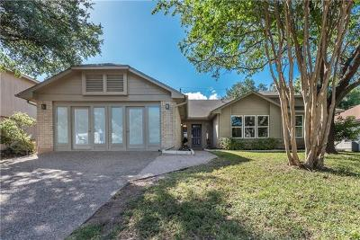Travis County Single Family Home For Sale: 13009 Broughton Way