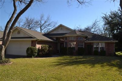Marble Falls Single Family Home Pending - Taking Backups: 341 Stewart