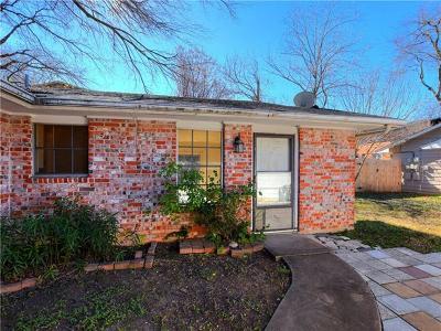 Austin Multi Family Home Pending - Taking Backups: 2307 Ventura Dr