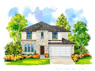 Hutto Single Family Home For Sale: 7925 Massa Dr