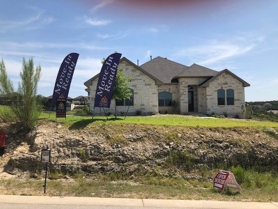 Dripping Springs Single Family Home For Sale: 9224 Stratus Dr