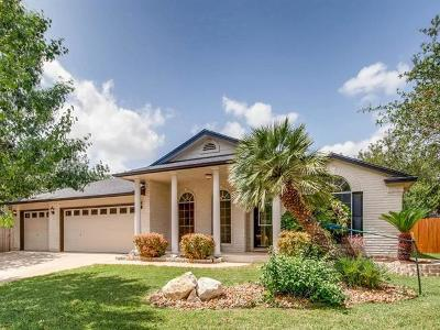 Austin Single Family Home Pending - Taking Backups: 4605 Tello Path