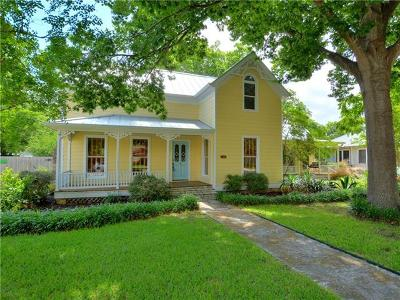 Bastrop Single Family Home For Sale: 705 Pecan St