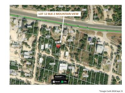 Residential Lots & Land For Sale: 15100 Texas St