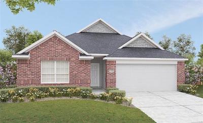 Pflugerville Single Family Home For Sale: 16916 Borromeo Ave
