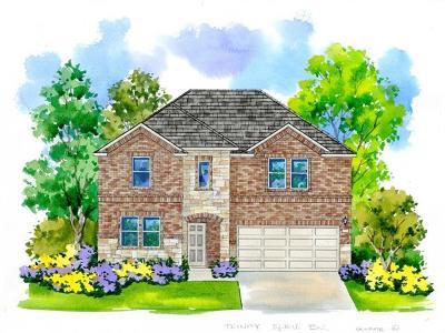 Leander Single Family Home For Sale: 604 John Muir Trl