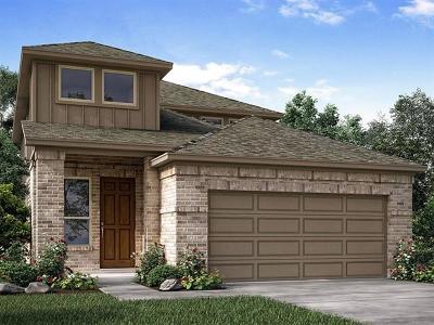 Manor Single Family Home For Sale: 11800 Pecangate Way