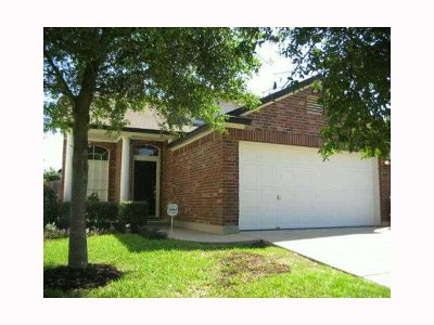 Austin Single Family Home For Sale: 2952 Cohoba Dr