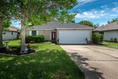 Georgetown Single Family Home Pending - Taking Backups: 510 Jefferson Ln