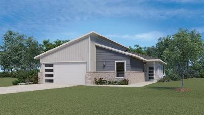 Austin Single Family Home For Sale: 8220 City Top Blvd