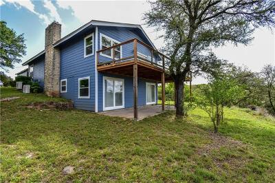 Marble Falls Single Family Home For Sale: 326 Creek Ln
