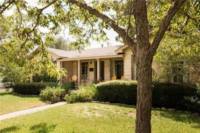 Austin Single Family Home For Sale: 2401 Bowman Ave