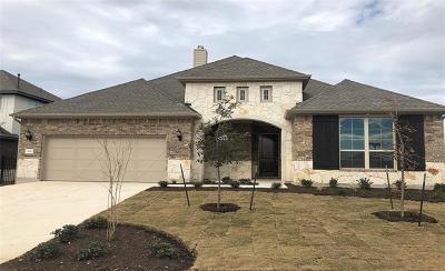 Leander Single Family Home For Sale: 300 Triple Arrow Ln