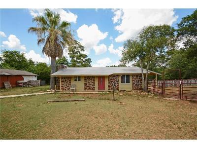 Bastrop Single Family Home For Sale: 106 Ranchette St