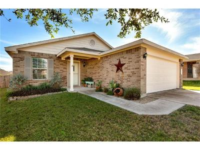Buda Single Family Home For Sale: 2298 Green Meadows Ln