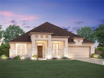 Leander Single Family Home For Sale: 2421 La Mirada St