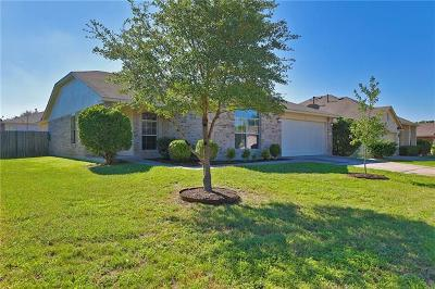 Pflugerville Single Family Home For Sale: 1116 Sweet Leaf Ln